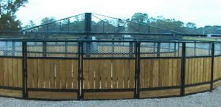 Portable fencing