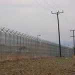 Outdoor Security Fencing