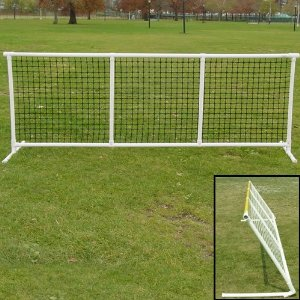 Sportpanel® Black Mesh Fencing